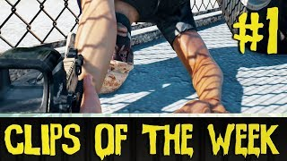 TWITCH CLIPS OF THE WEEK!  #1  -  PUBG thumbnail
