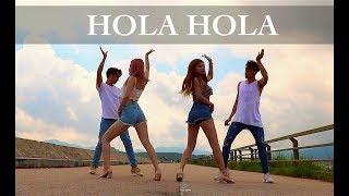 KARD - HOLA HOLA DANCE COVER 카드 올라 올라
