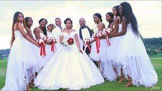 Mariage Congolais extraordinaire de Nono Ngonda Kabeya & Bledo Kabeya. Suite