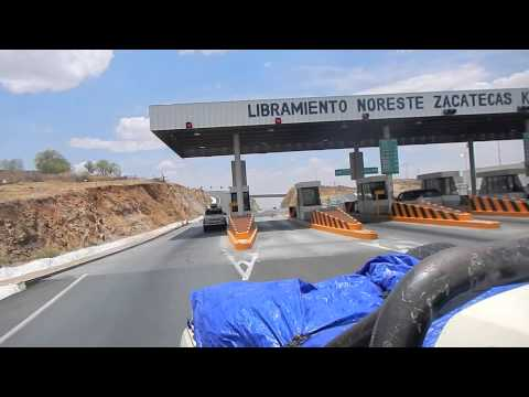 El Camino Real-Over-landing Central America-  Full Movie
