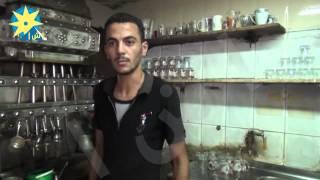 فيديو | رسالة من شاب يعمل بمقهى في السويس للرئيس السيسي بمناسبلة افتتاح قناة السويس الجديدة