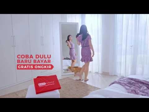 "Iklan TV Sale Stock - Coba Dulu Baru Bayar versi Medium atau Large 5"""