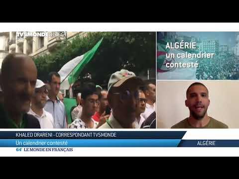 Algérie : le calendrier contesté des élections
