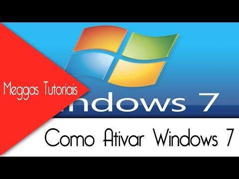 nao consigo ativar meu windows 7 ultimate 64 bits