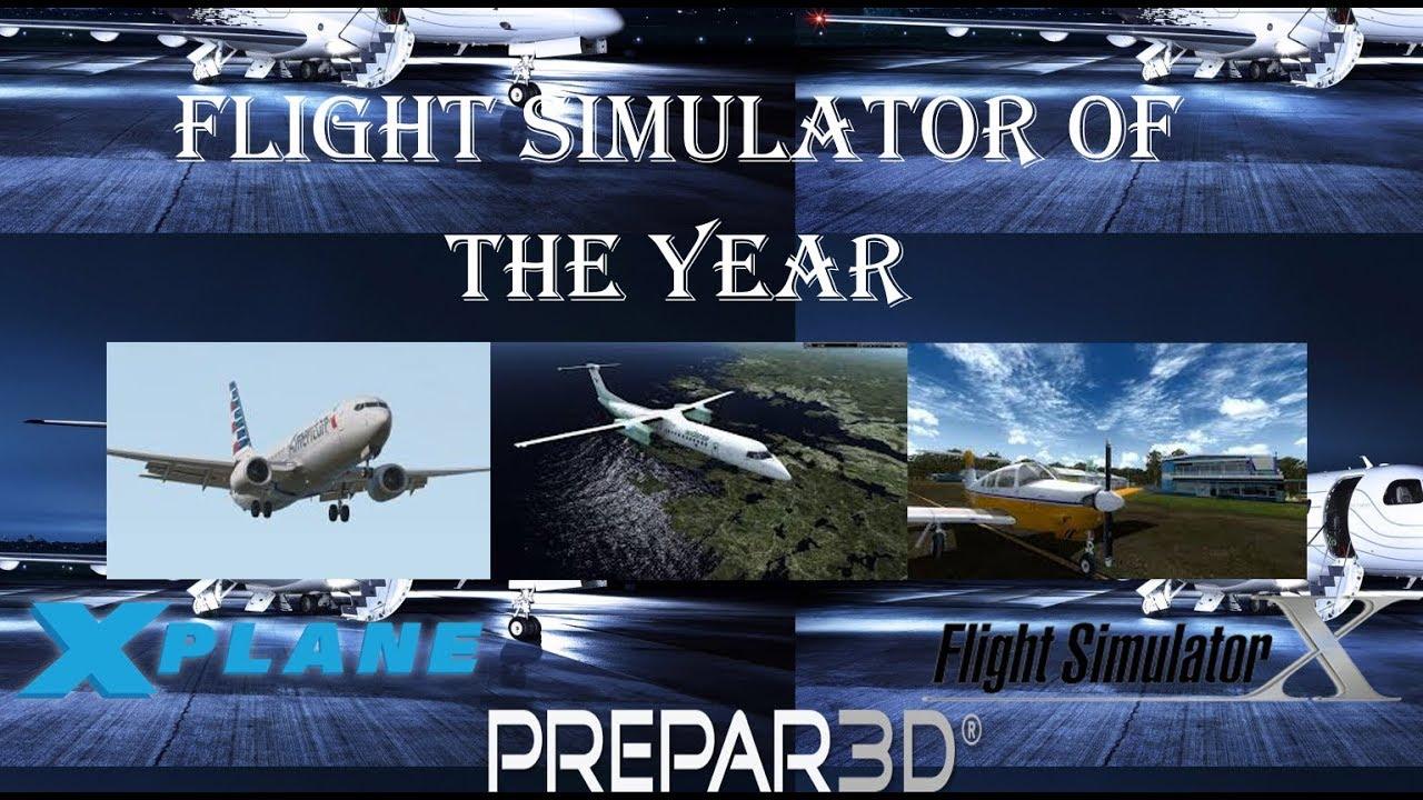 Prepar3D vs FSX vs Xplane11 late 2017- SimAviation
