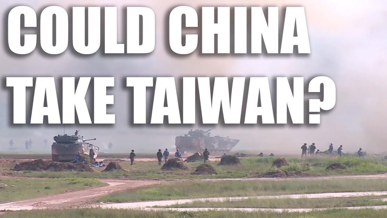 Can China Take Taiwan? Analysis