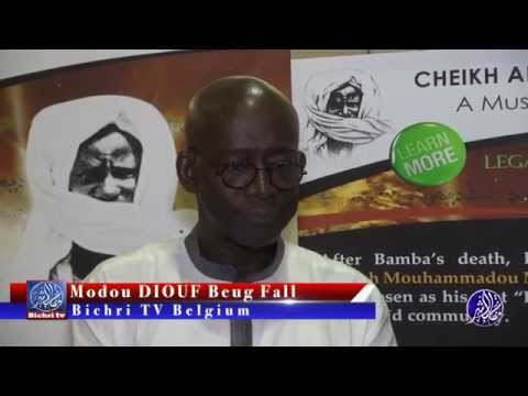 World Peace Conference: Interview Pr Mamadou DIOUF Columbia University