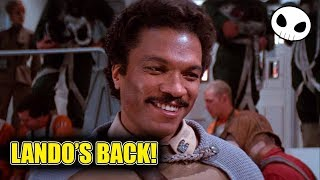 Lando is BACK for Episode 9!!!