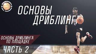 [Баскетбол]-Основы дриблинга. Часть ВТОРАЯ!