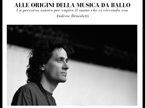 Storia della Musica Techno w/Andrea Benedetti