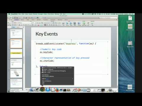 Bitovi Frontend Training 12 - DOM Events Part 2