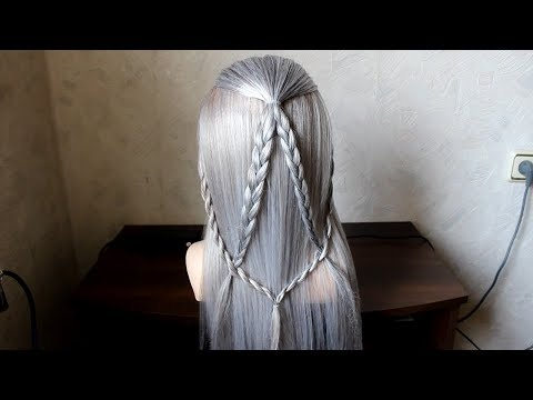 Beautiful Hairstyles for Long Hair 2018