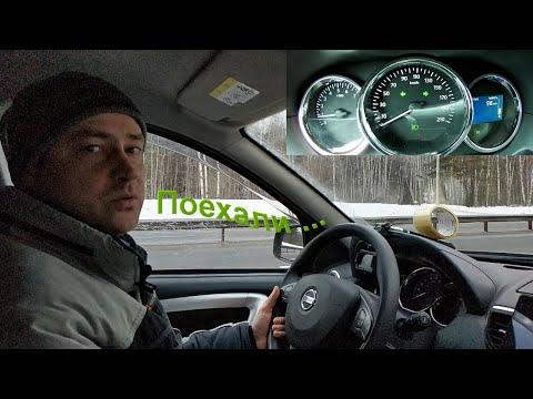 Nissan Terrano 2.0 МТ 4WD обзор панели приборов на ходу. Круиз-контроль. Разгон…