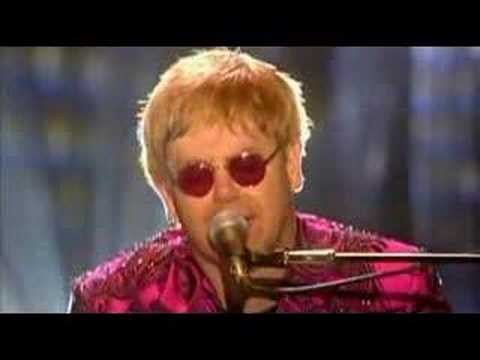 SACRIFICE by the Great Elton John (for the lyrics, click on