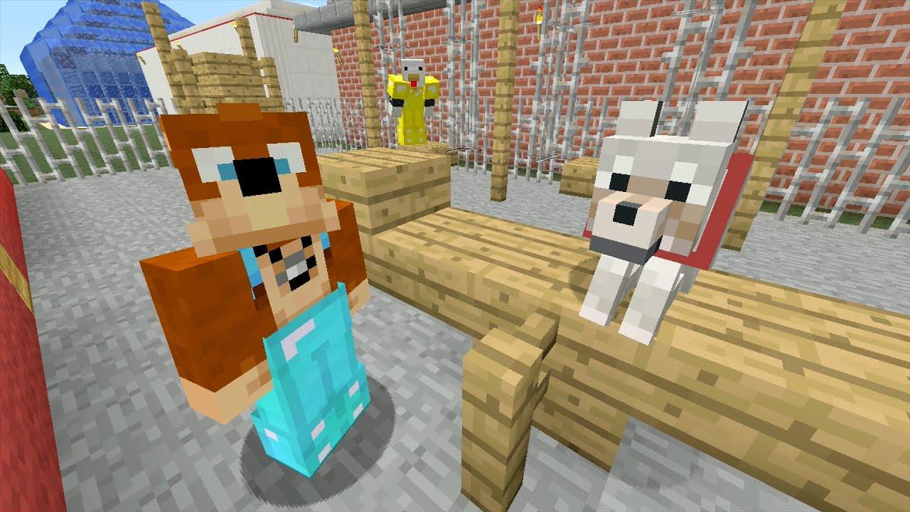 Minecraft Xbox - Playground [241] - YouTube