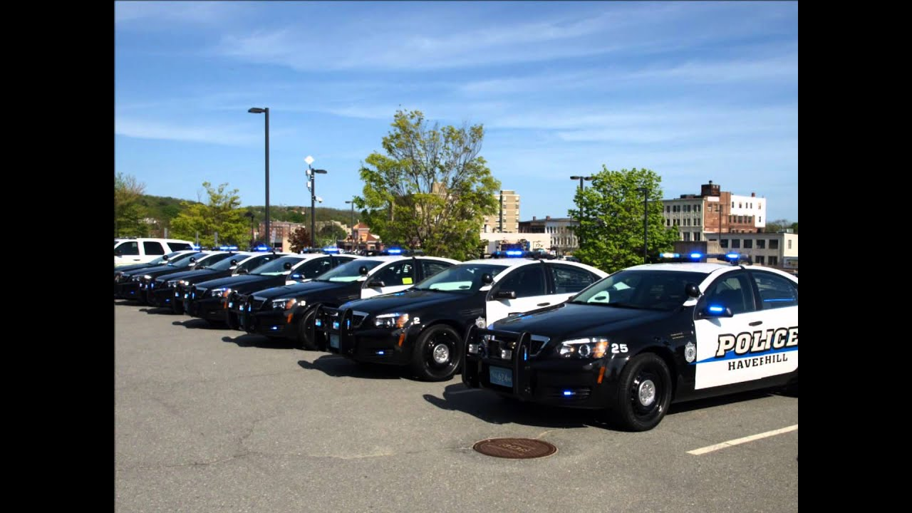 Haverhill Ma Police Dept Chevy Caprices.wmv - YouTube