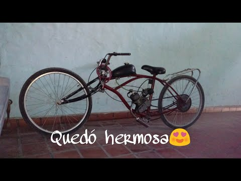 Proyecto Bici-moto Sale Bien