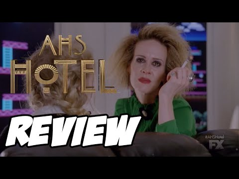 American Horror Story: Hotel Episode 8 Review -