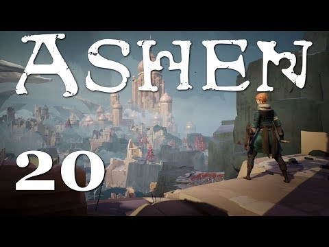 Ashen - Part 20 - Finishing up Quests in the Bronzed Mire thumbnail