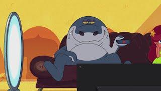 Зиг и Шарко 📻😦  быть перед телевизором 📻😦 русский мультфильм   дети видео   мультфильмы  