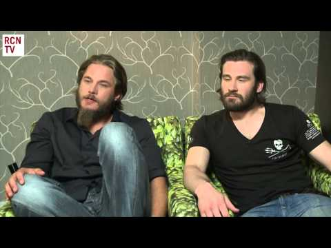 Clive Standen Explains the Amazing (and Terrifying) Life of a Viking clip