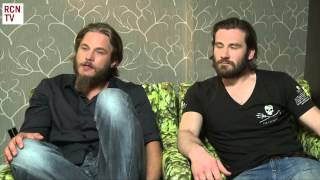 Vikings Travis Fimmel & Clive Standen Interview