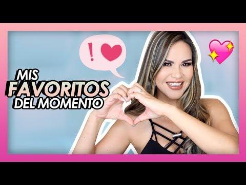 FAVORITOS DEL MOMENTO |Mytzi Cervantes