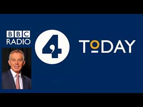 Tony Blair: I want a second referendum