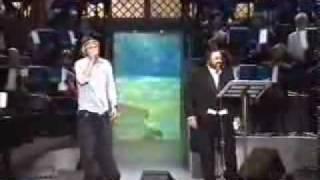 Jovanotti & Pavarotti, Serenta rap - Mattinata