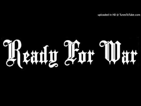 Ready For War - Justin Walsh