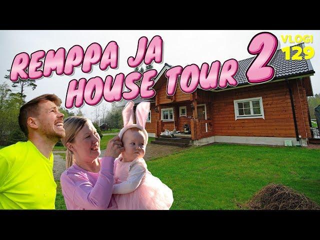 HOUSE TOUR 2 - MITEN REMONTTI ON EDENNYT VUODEN AIKANA?