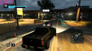 Watch Dogs Fixer Contract Gameplay ASUS G750JW NVIDIA GTX 765m