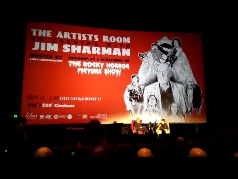 Jim Sharman Discusses Rocky Horror Picture Show 2017