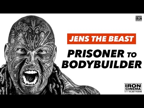 Jens The Beast Interview: From Prisoner to Bodybuilder | Iro