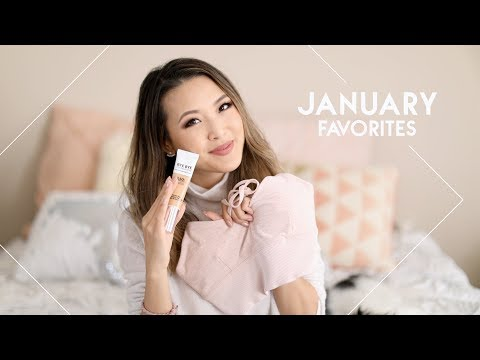 ▶▶ JANUARY 2019 FAVORITES ◀◀ Alo Yoga, It Cosmetics, Benefit, YSL
