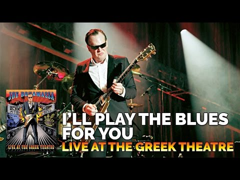 "Joe Bonamassa - ""I'll Play The Blues For You"" - Live At The Greek Theatre"