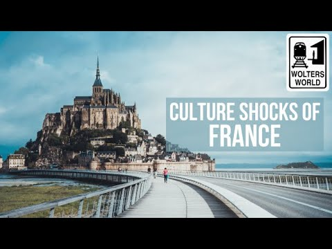 Visit France - 10 Things That Will SHOCK You About France