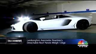 Audi RS7 meets Lamborghini Aventador Roadster - OVERDRIVE