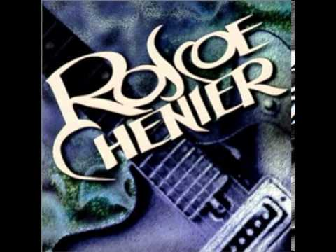 Roscoe Chenier_Time Is Hard