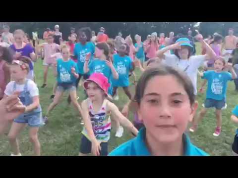 FlashMob Ally Pally 2016