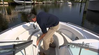 Cruiser Sport Series 258 Boat Review / Performance Test