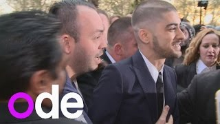 Zayn Malik Makes First Public Appearance As Solo Artist