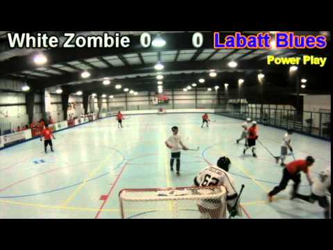 White Zombie vs Labatt Blues