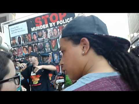Tom Morello speaks about Revolutionary Communist Party at RNC- 07.19.16