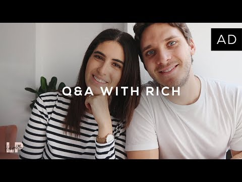 WHERE AM I ORIGINALLY FROM? Q&A WITH RICH | Lily Pebbles