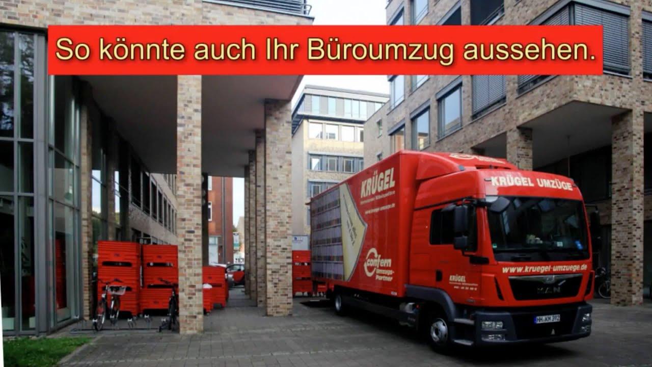 Krugel Umzuge Umzug Hamburg Youtube
