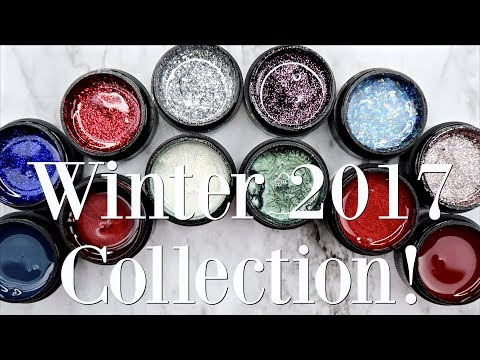 Light Elegance Winter 2018 Collection! | Comparisons & Swatches