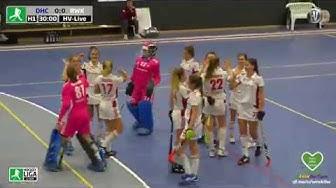 1. Hallenhockey-Bundesliga Damen DHC vs. RWK 15.12.2019 Highlights