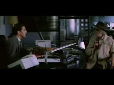 Casi una escena de Caballos Salvajes: quiso robar un banco con un papel