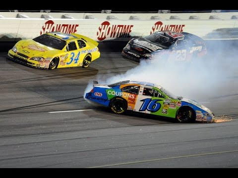 Best NASCAR Crashes at Darlington